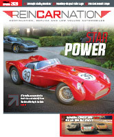 Rein Car Nation Cover Spring 2020