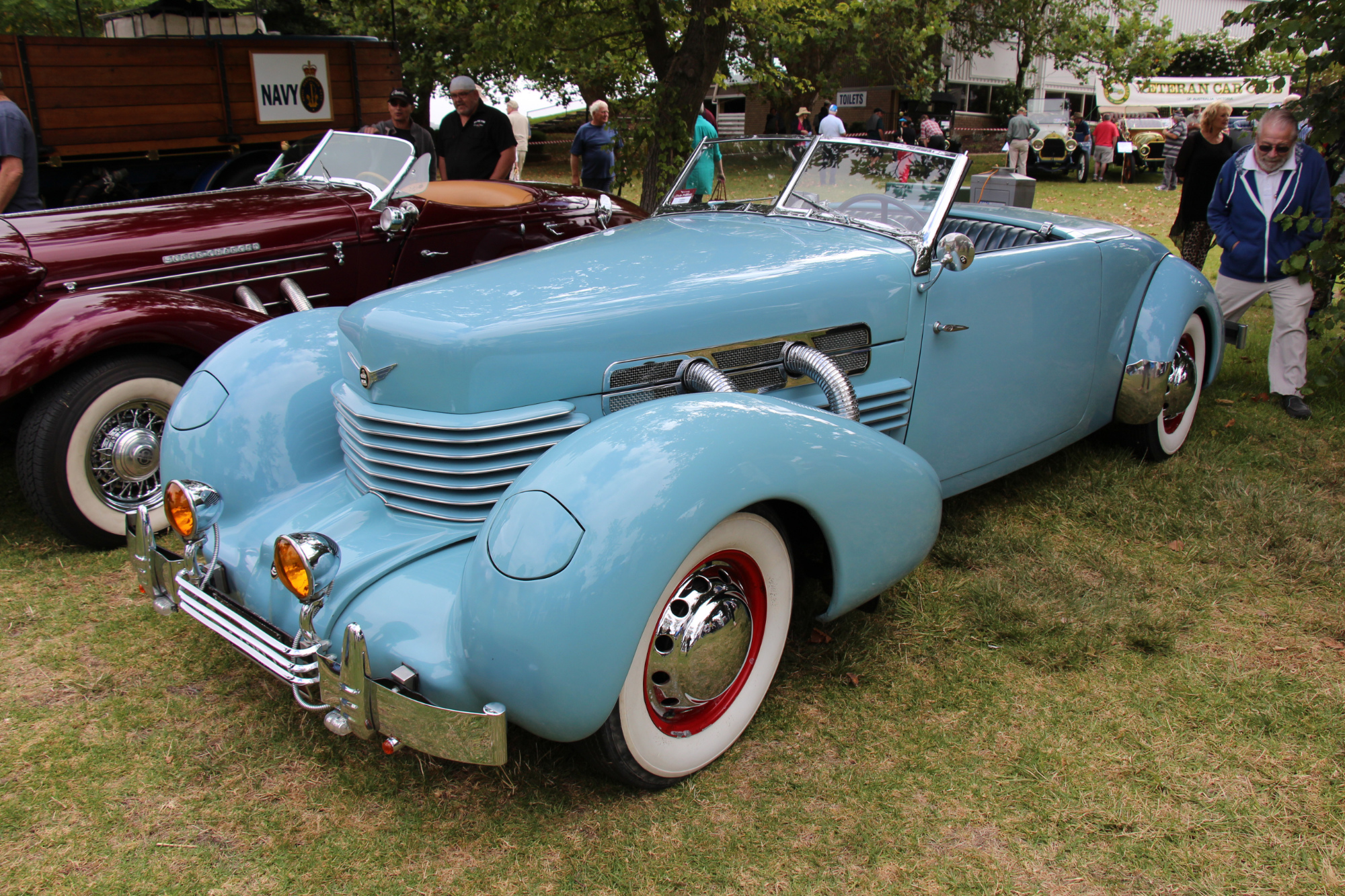 The revival of the Cord automobile | ReinCarNation Magazine