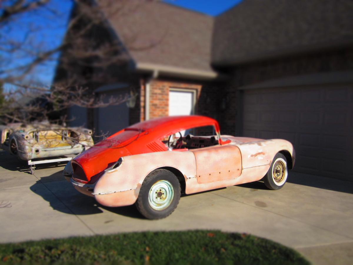 1954 Corvette Corvair Build Reincarnation Magazine