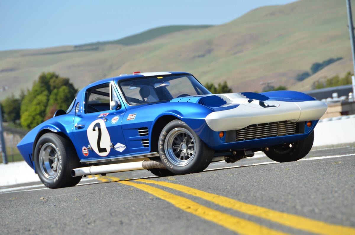 39 63 corvette grand sport is 1 of 5 original reincarnation magazine. Black Bedroom Furniture Sets. Home Design Ideas
