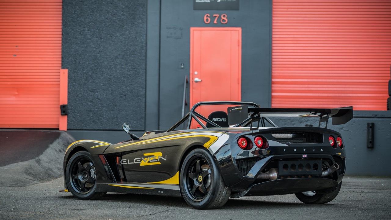Lotus 2-Eleven open-top track car | ReinCarNation Magazine