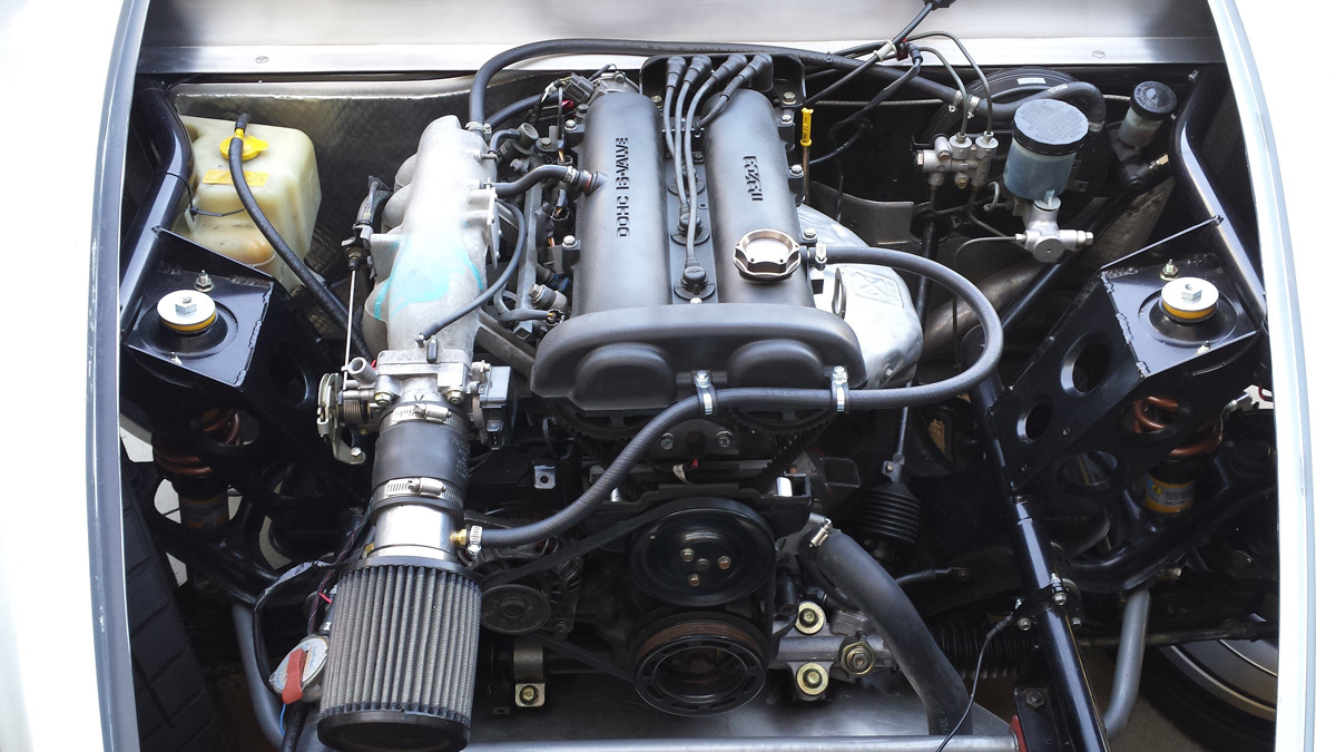 225 Hp Turbo Catfish 1