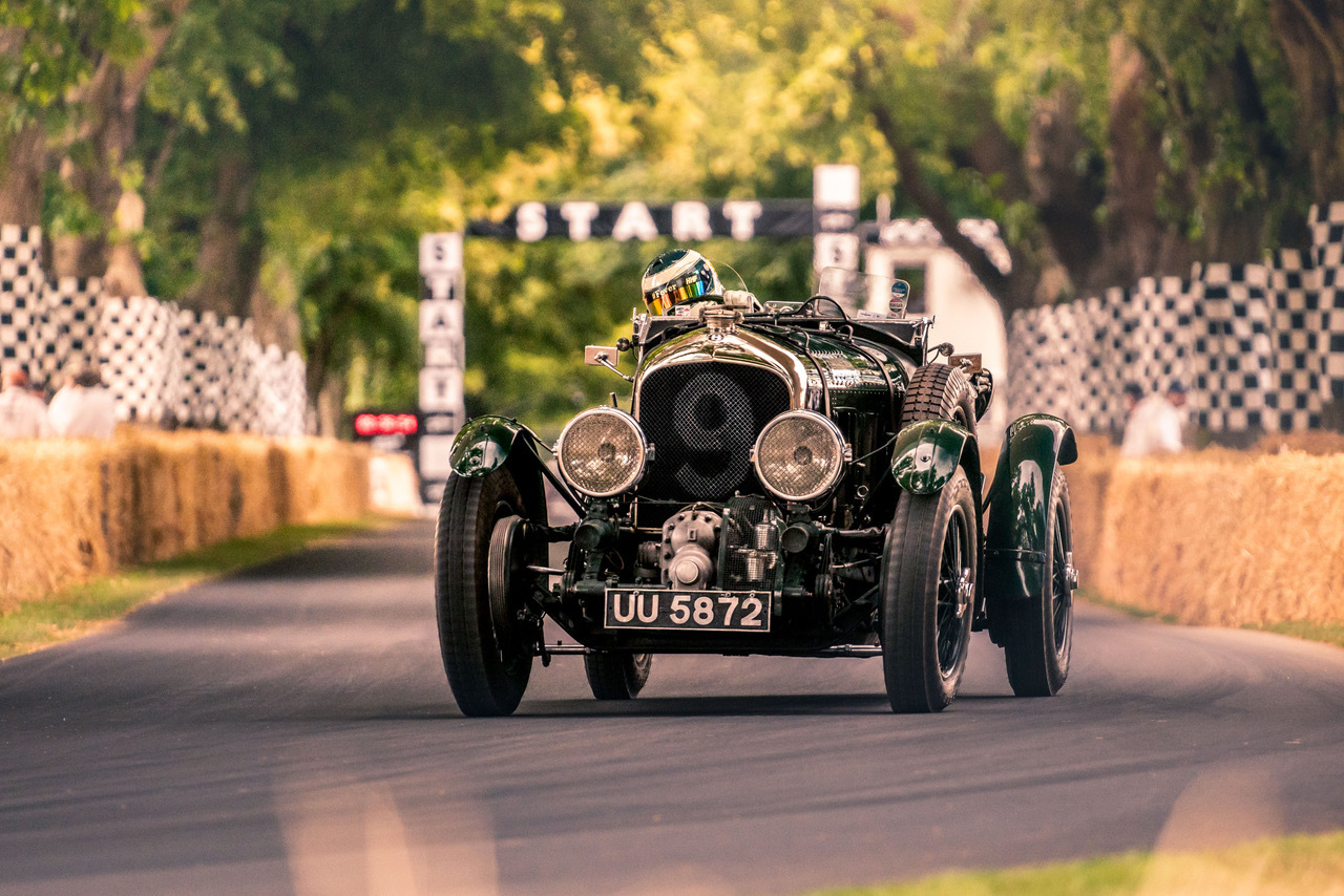 Bentley Blowers 7