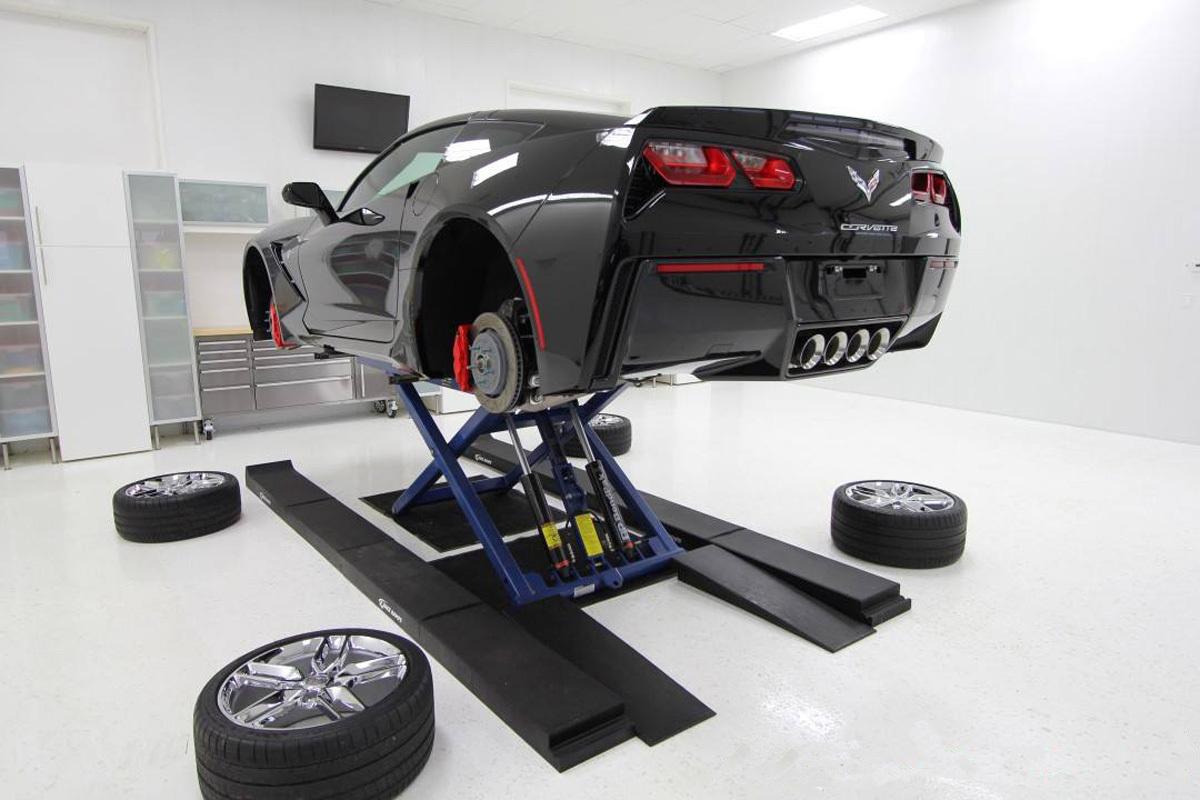 Car Lifts For Home Garage >> The Car Lift Ramp | ReinCarNation Magazine