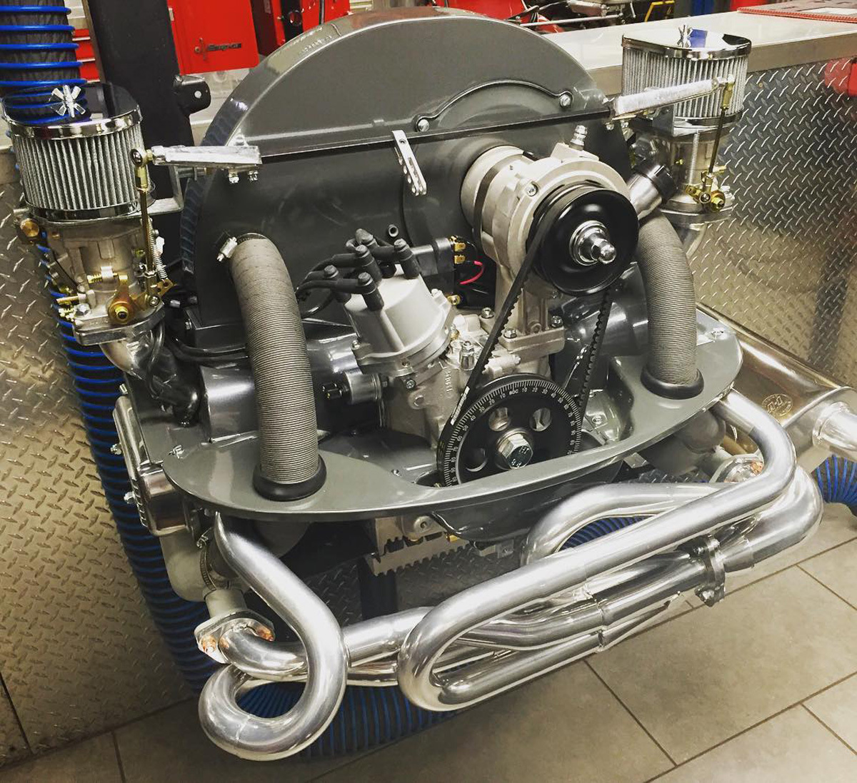 Mid America Vw >> Engine Giveaway at Funfest | ReinCarNation Magazine