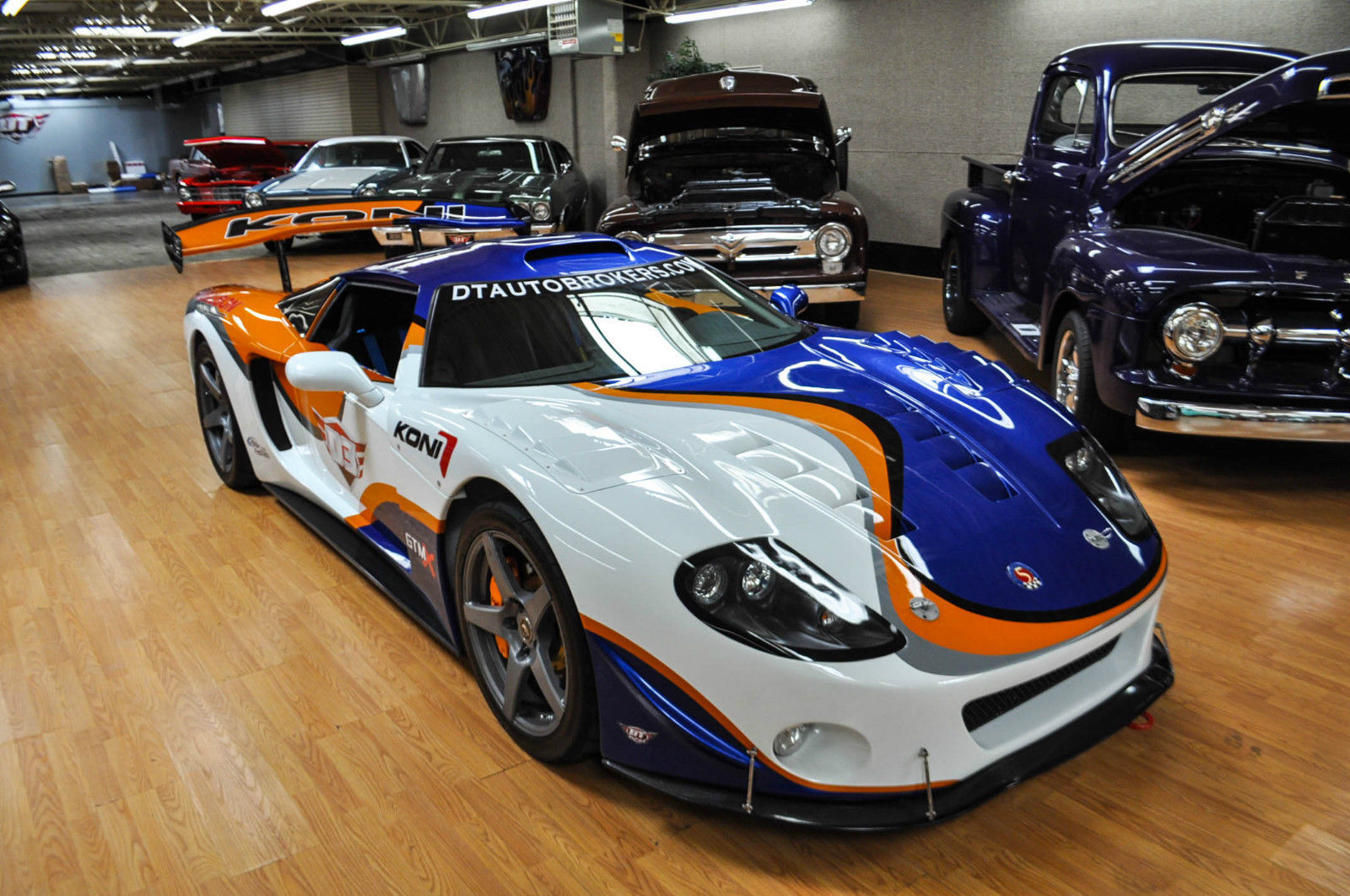 Factory Five Gtm For Sale On Ebay Reincarnation Magazine