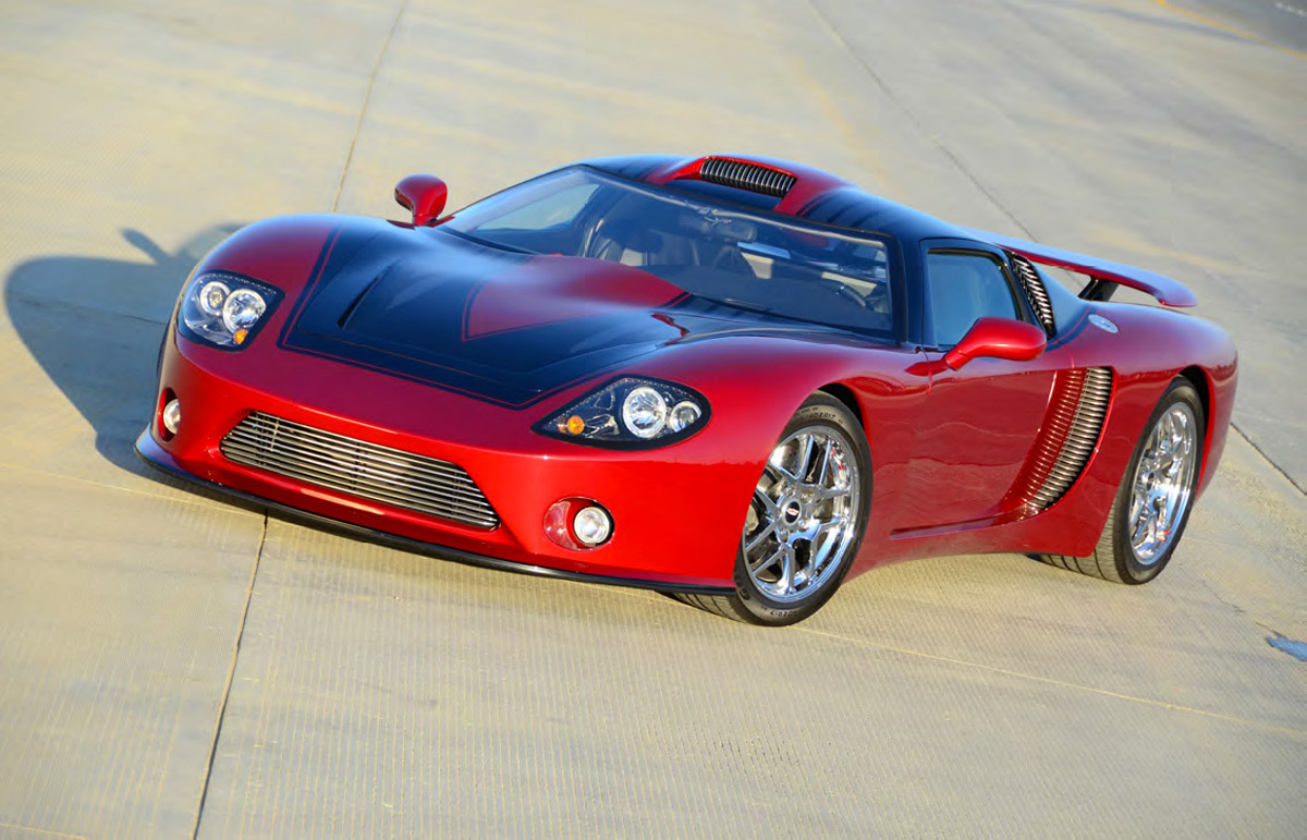 Factory Five Gtm Supercar 4