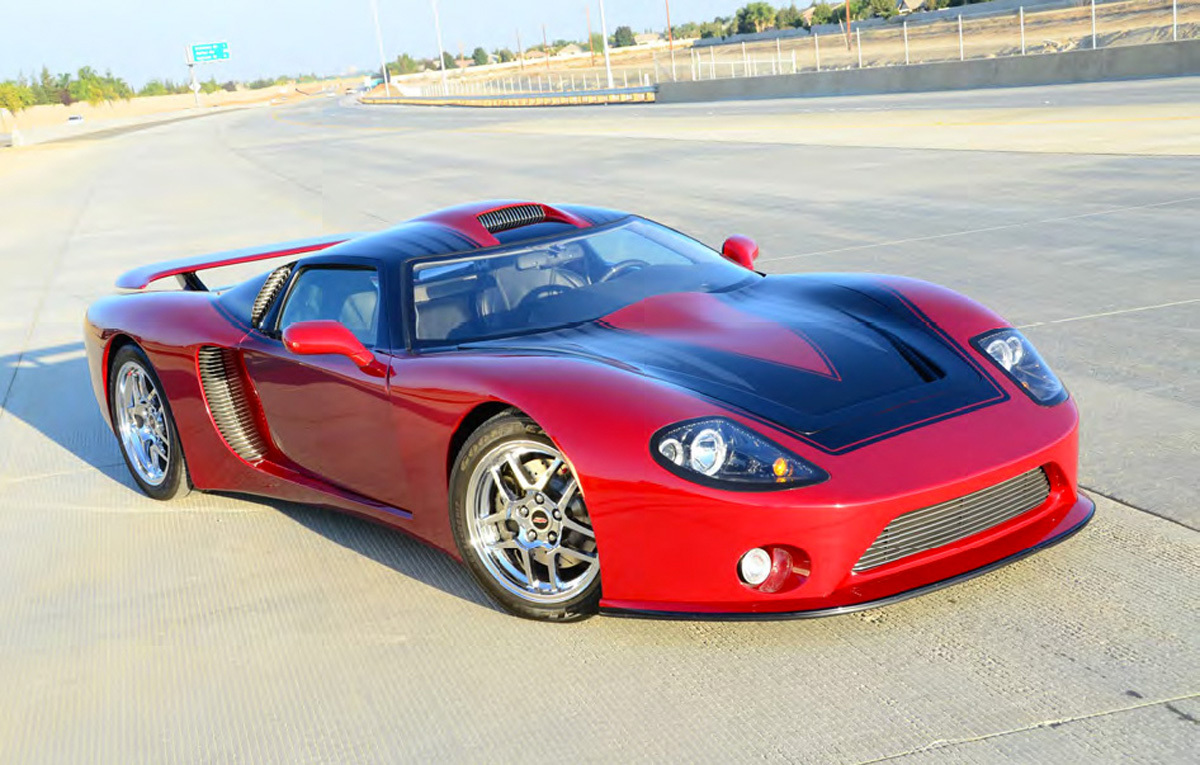 Factory Five Gtm Supercar 5