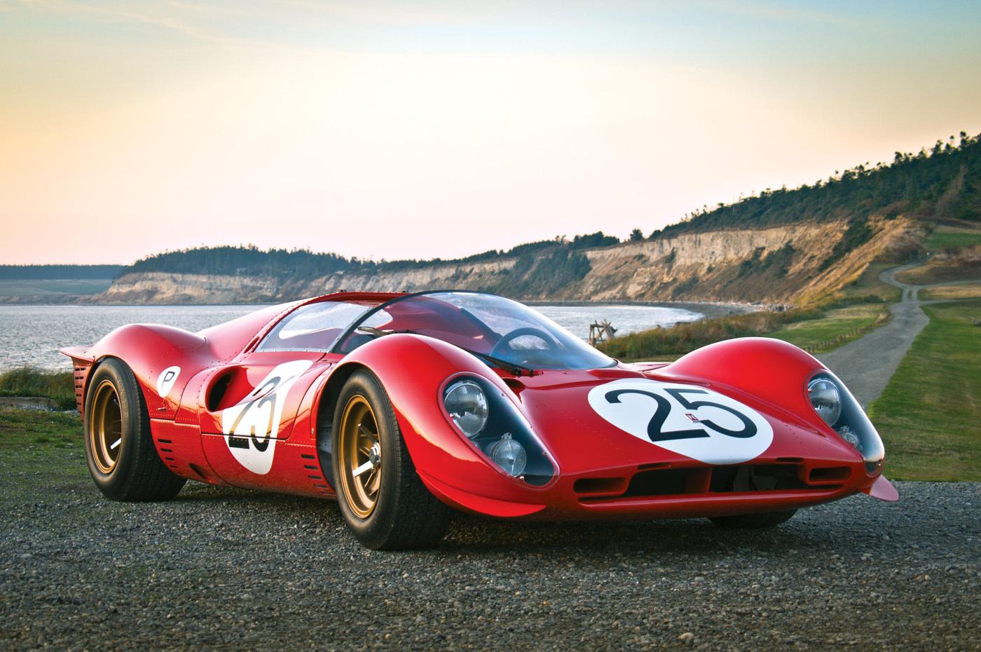 Ferrari 330 P4 A13