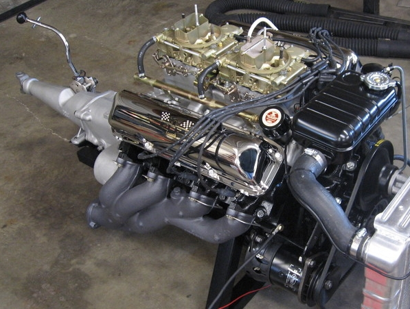 Ford Fe Engines4