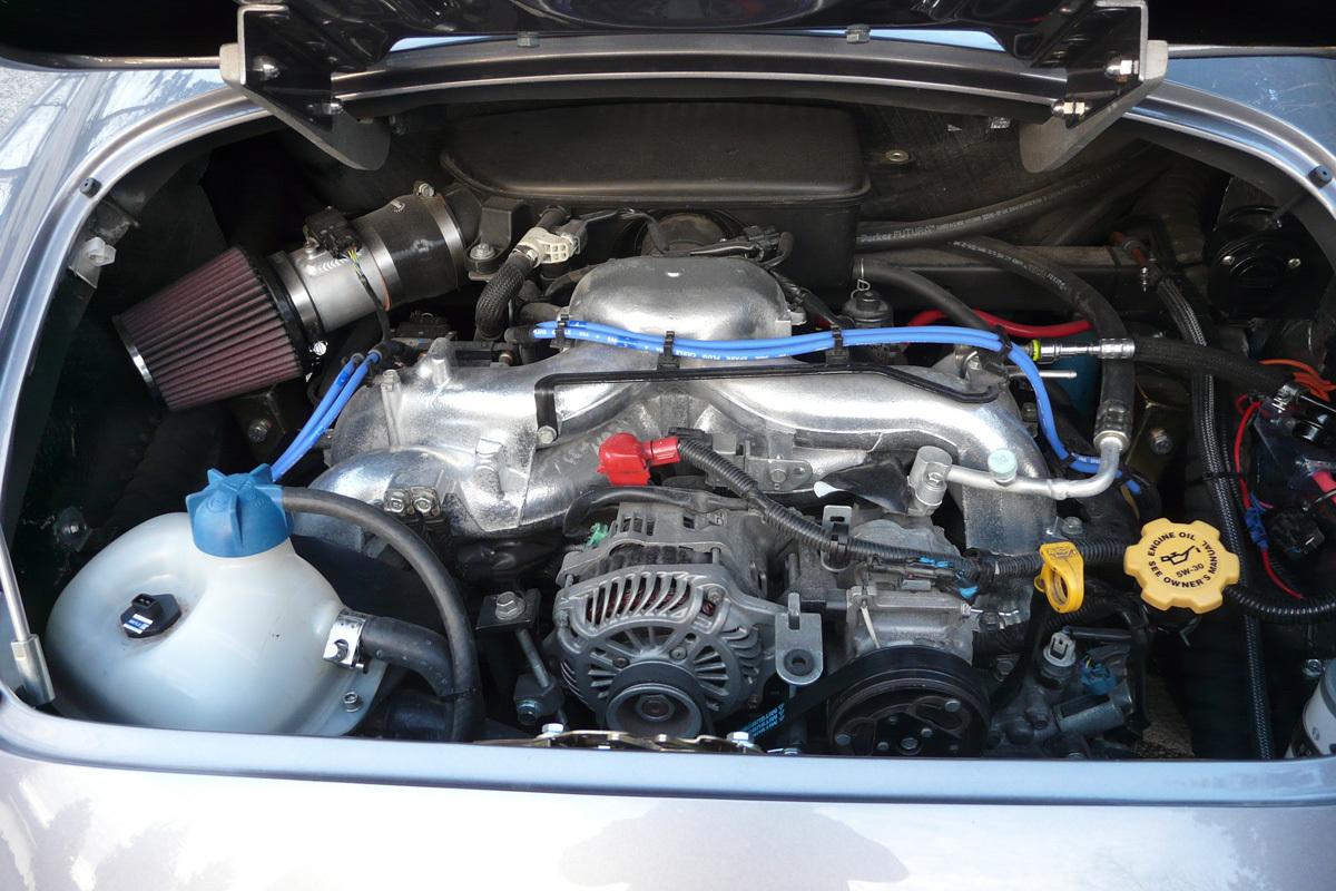 Intermeccanica 356 Subbie 2