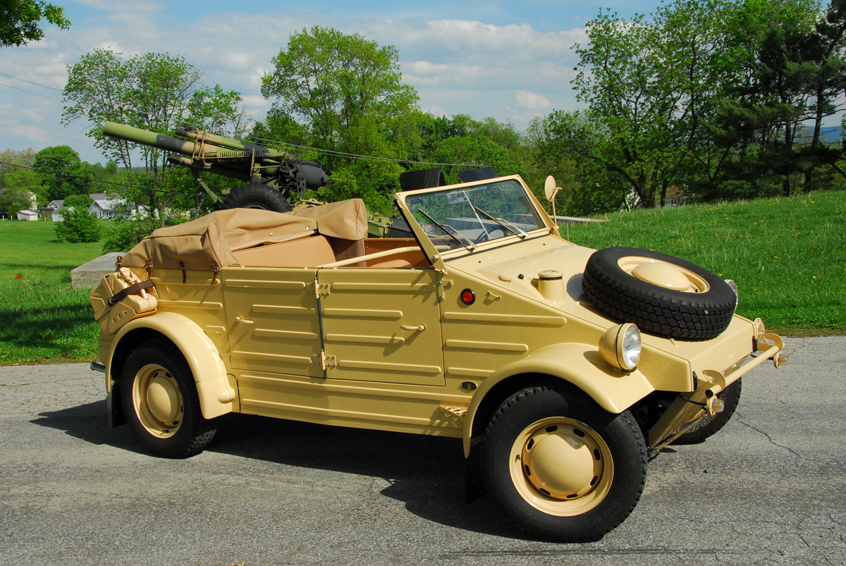 Intermeccanica S Kubelwagen Reproduction Reincarnation
