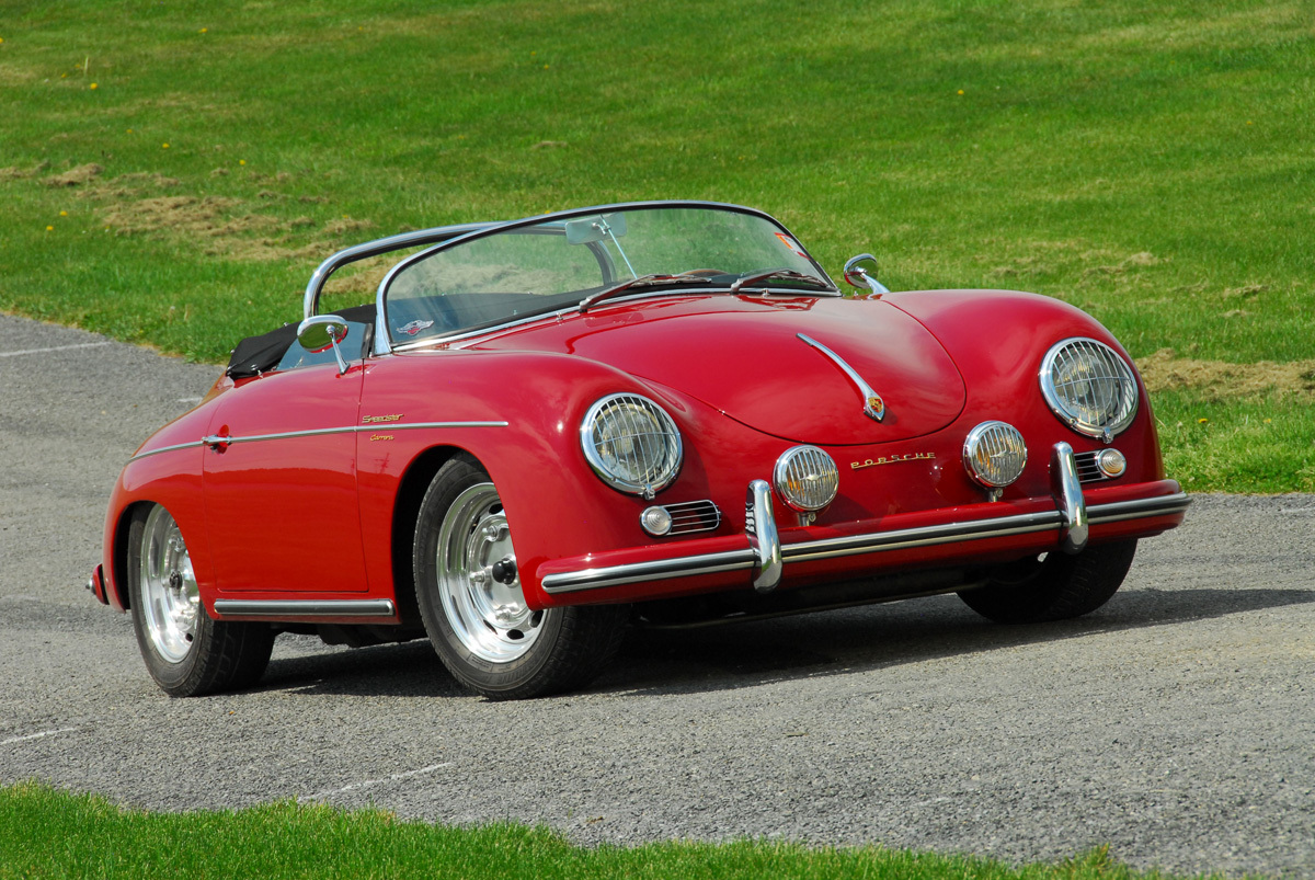 Intermeccanica Speedster Replica Ruby1 Reincarnation