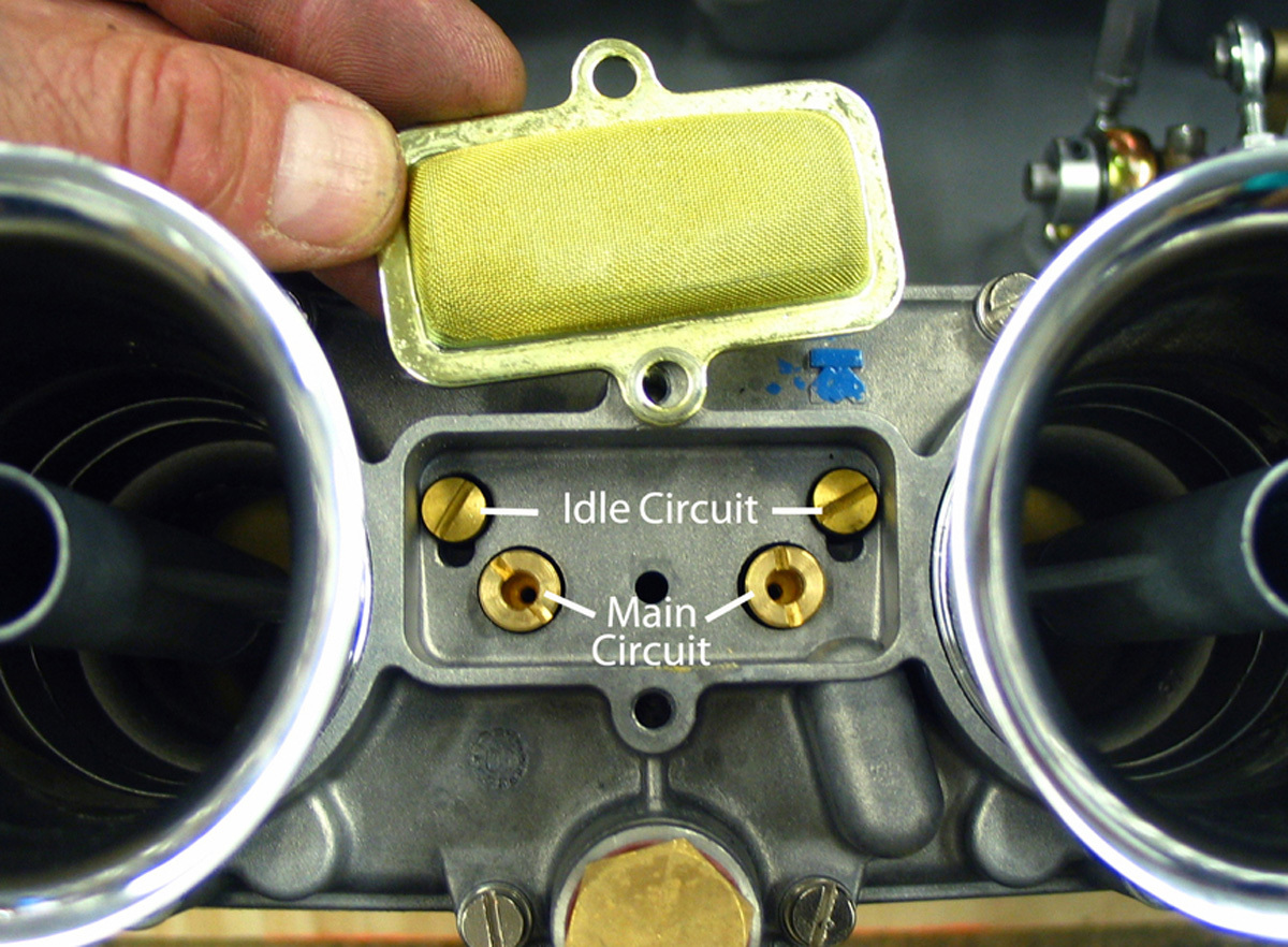 Jim Inglese Weber Carburetion 4