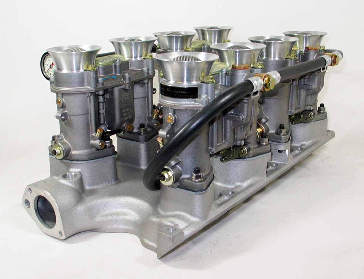 Jim Inglese Weber Carburetion 6