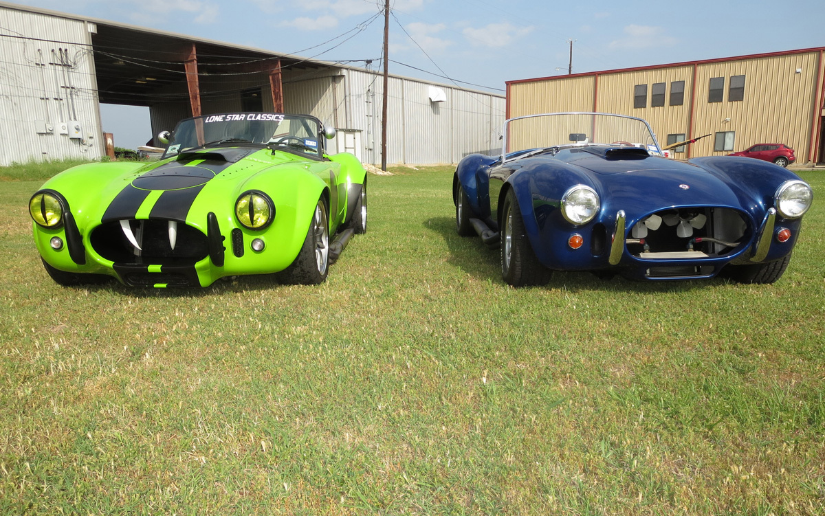 Lone Star Classics Open House 1