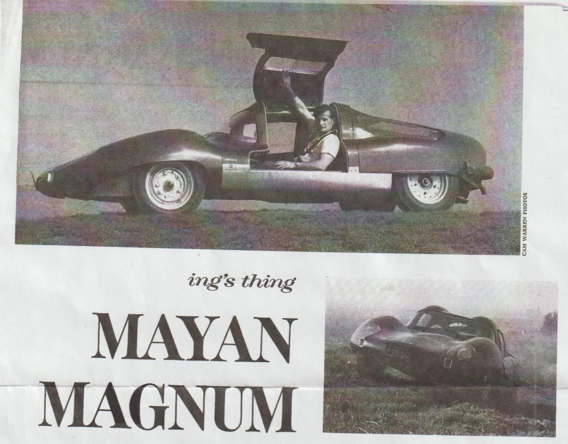 Mayan Magnum 2