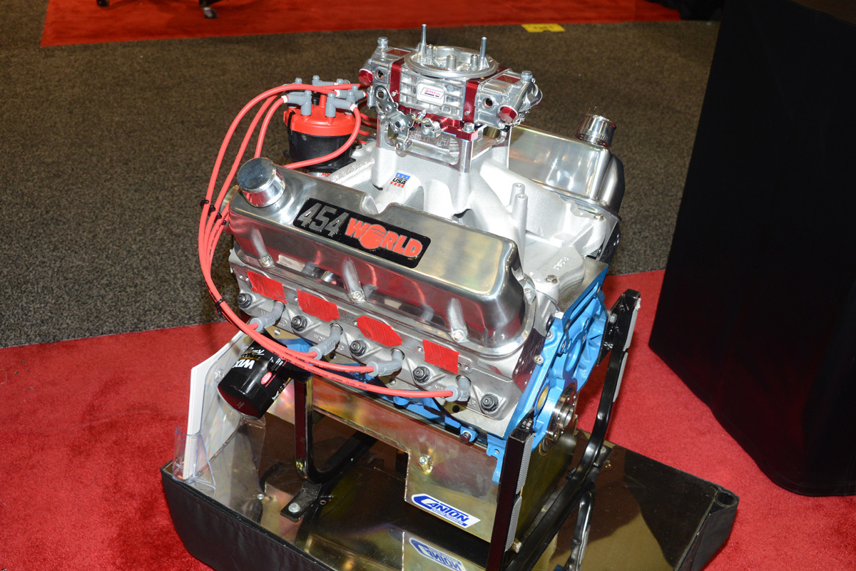 New Ford-Based 454ci Small-Block | ReinCarNation Magazine