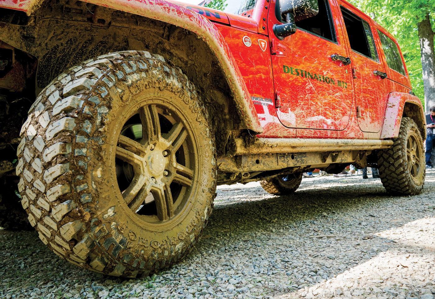 Off Road Tire A13