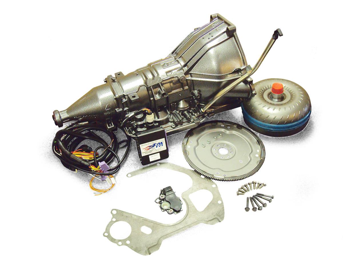 Performance Automatic, Ford 4R70W | ReinCarNation Magazine