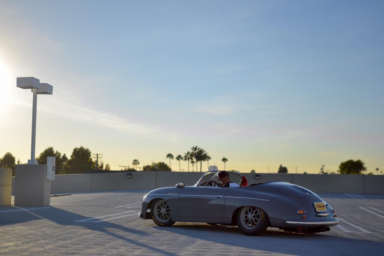 Porsche 356 A 7