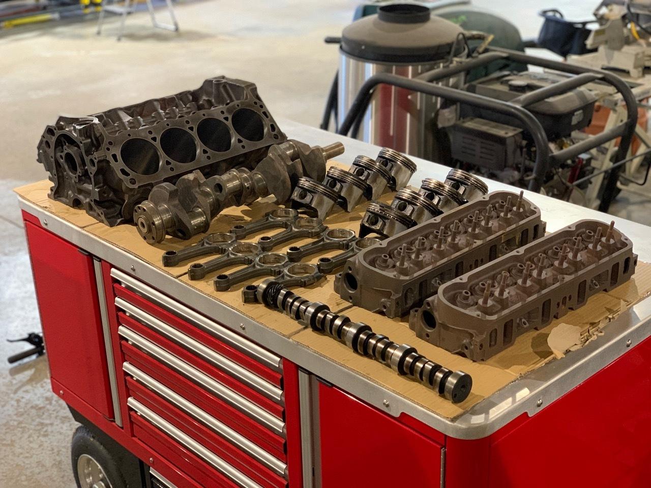 Amateur Hour: Ford Windsor Build Part 1
