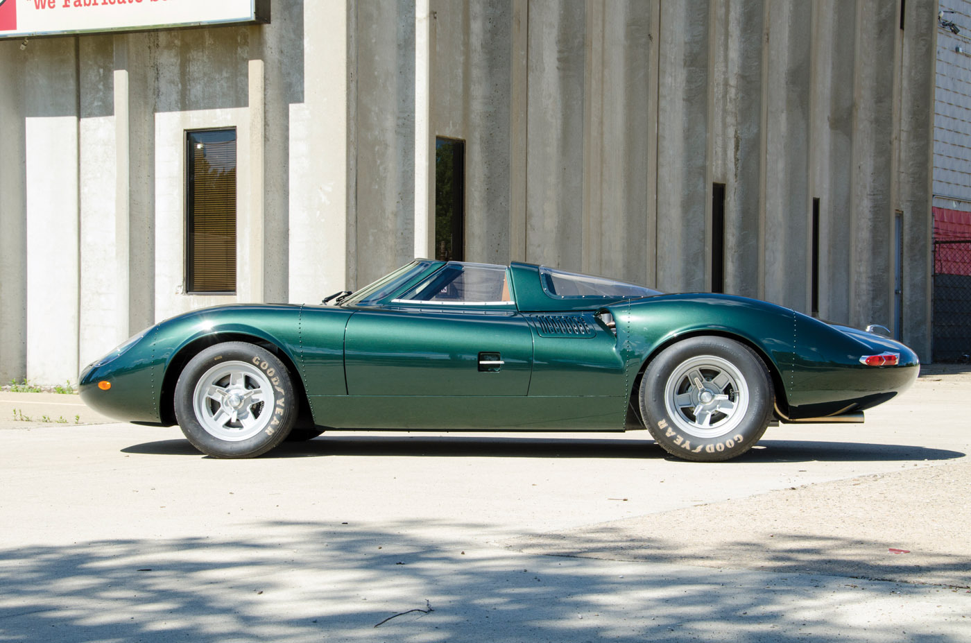 jaguar xj13 replica | reincarnation magazine