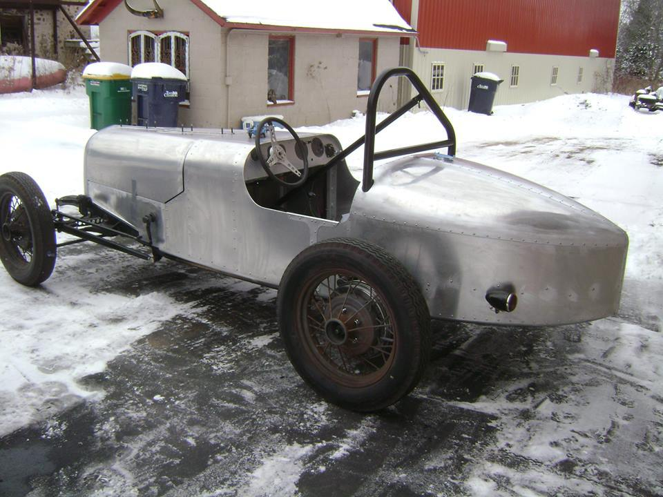 Build A Car From Scratch >> Scratch Built Pre War Speedster Reincarnation Magazine