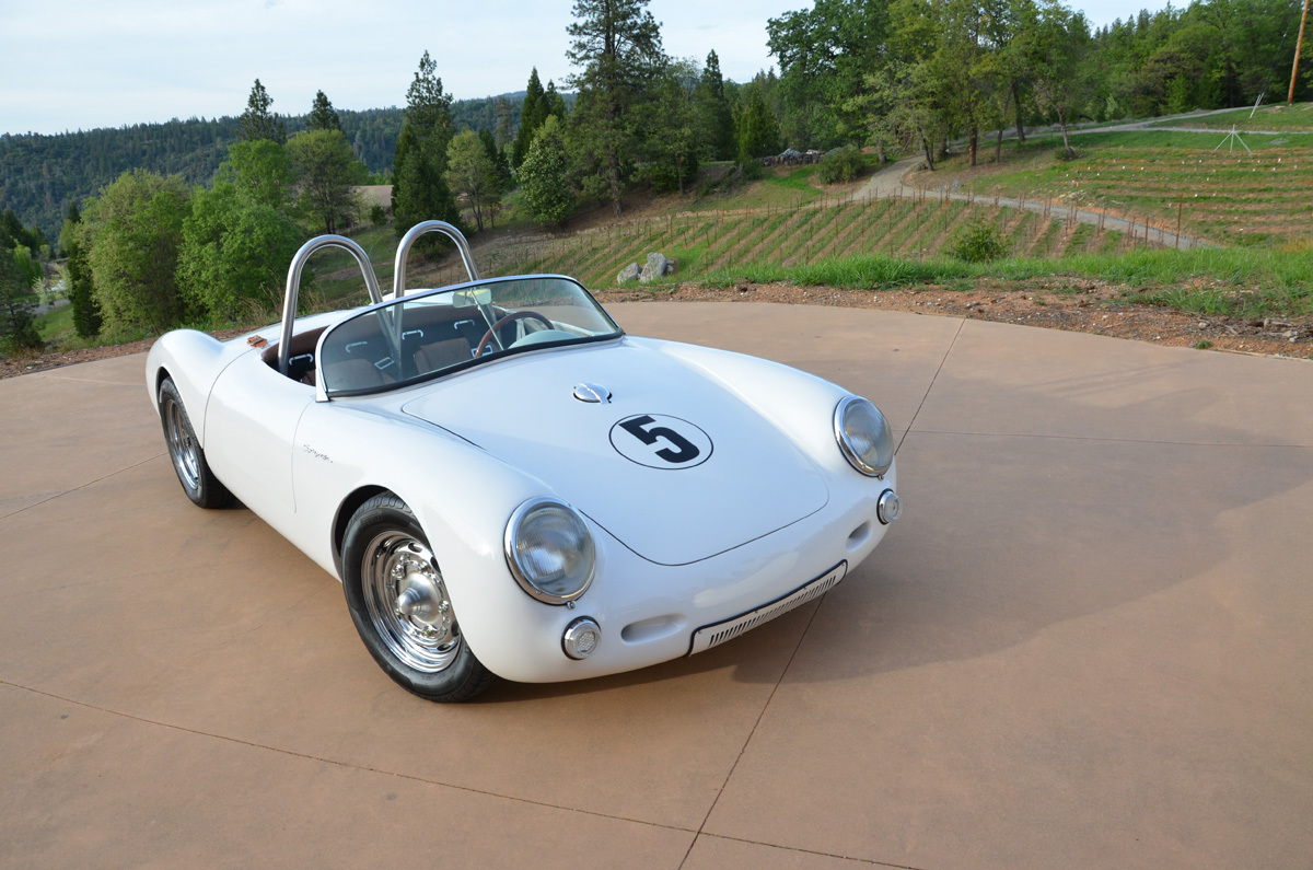 Seduction Motorsports Porsche 550 Reincarnation Magazine