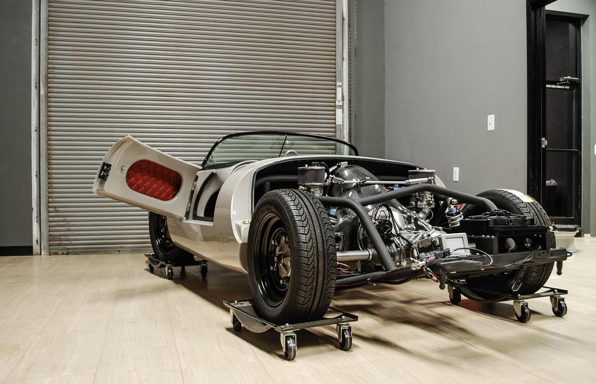 Seduction Motorsports Offers New Transaxle Reincarnation Magazine