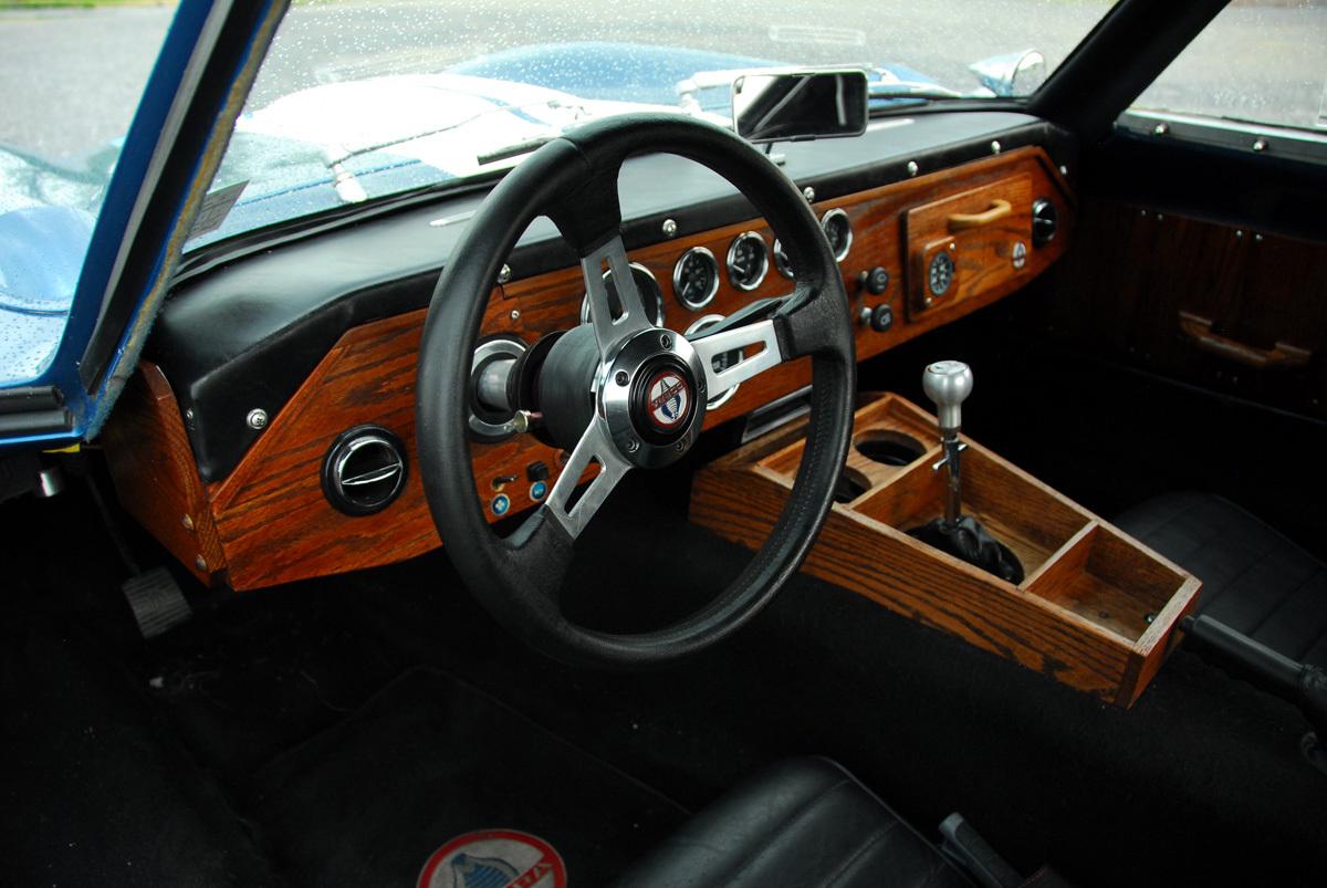 Shell Valley Shelby Cobra Daytona Coupe 4