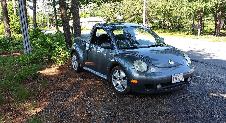 Smyth Beetle Ute 1
