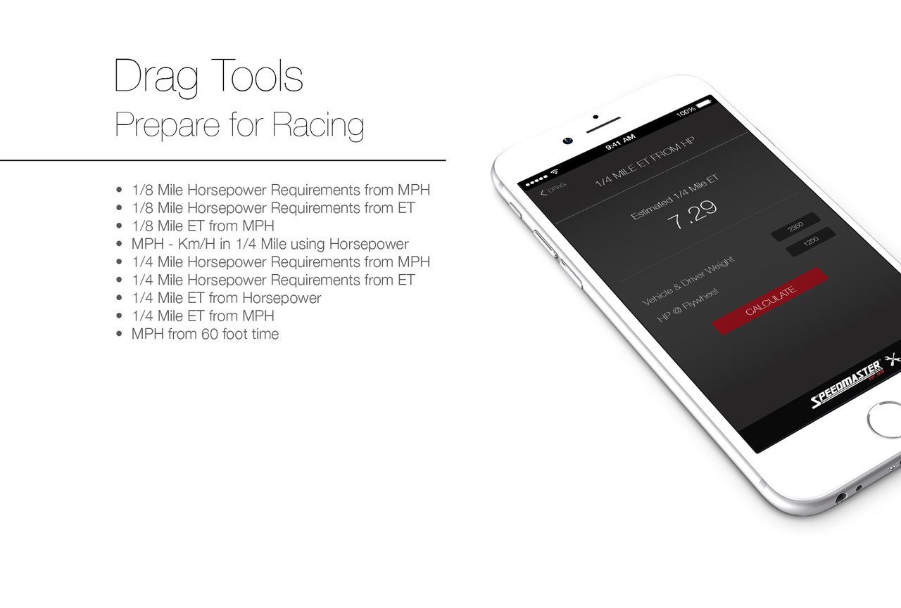 Speedmaster App 1