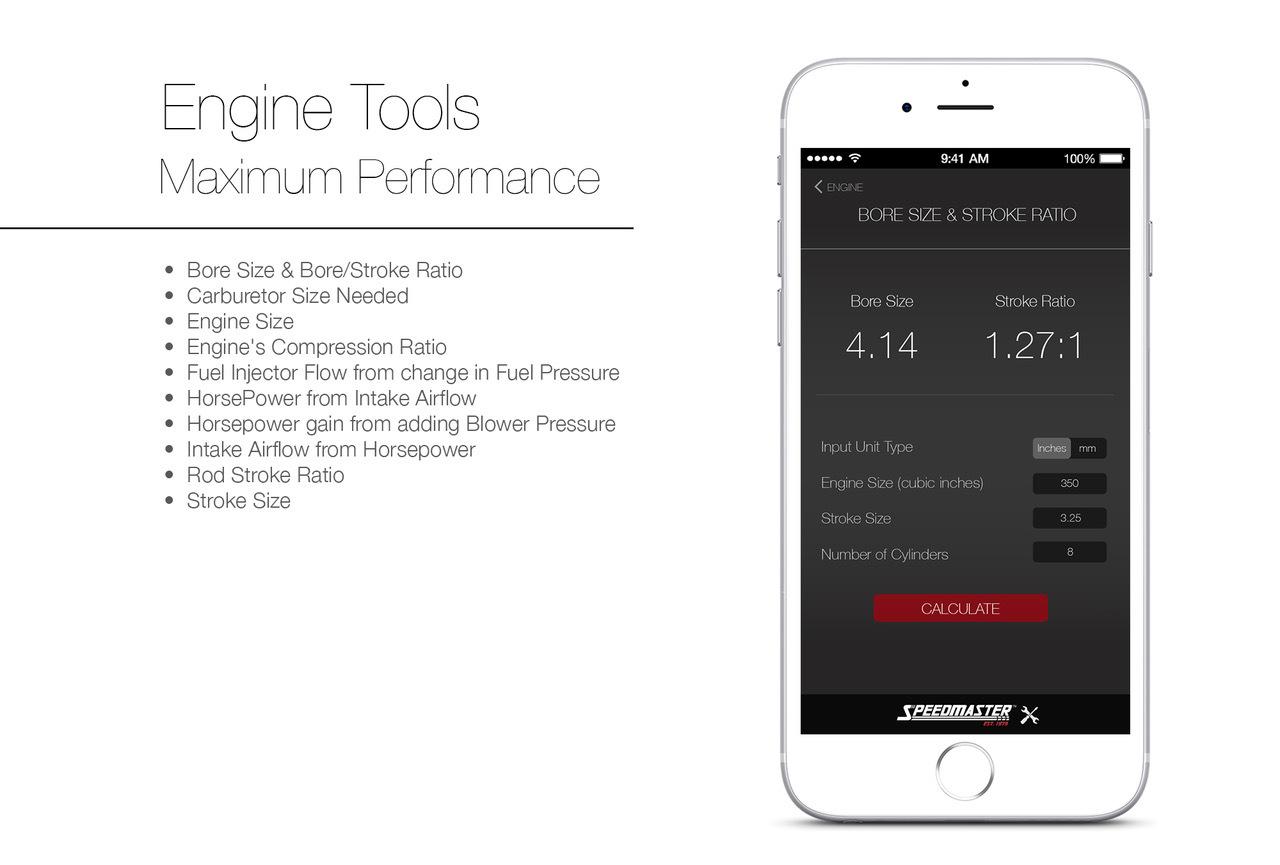 Speedmaster App 2