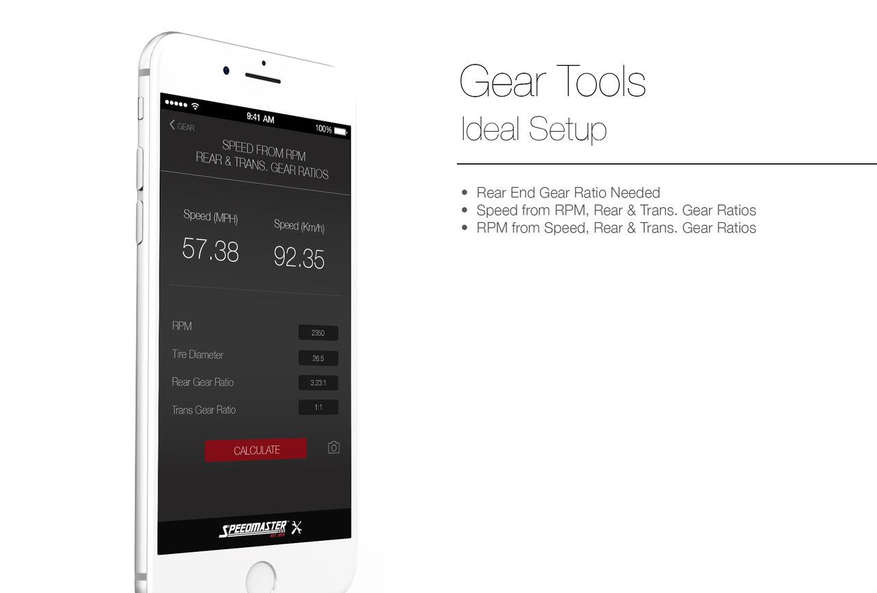 Speedmaster App 3