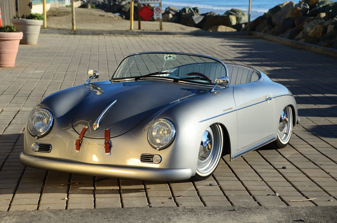 2 5 Liter Subaru Powered 356 Speedster Reincarnation Magazine