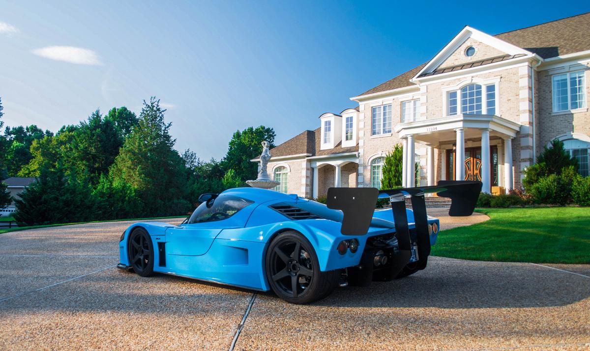 Slc Kit Car >> LS7-powered Superlite SL-C   ReinCarNation Magazine