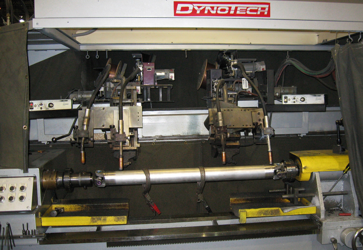 The Right Driveshaft 3