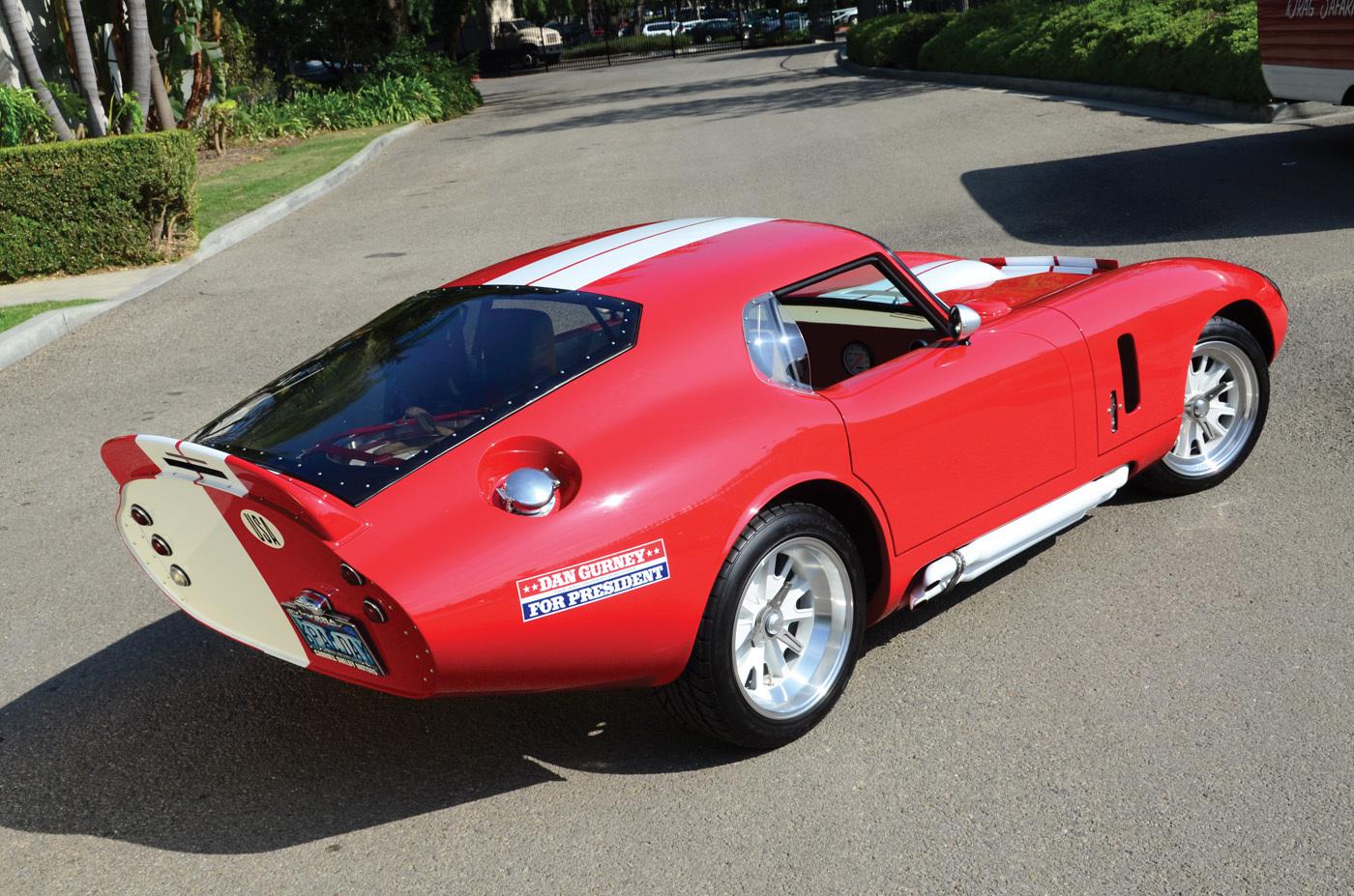 Contemporary Motor Cars Daytona Coupe replica | ReinCarNation Magazine