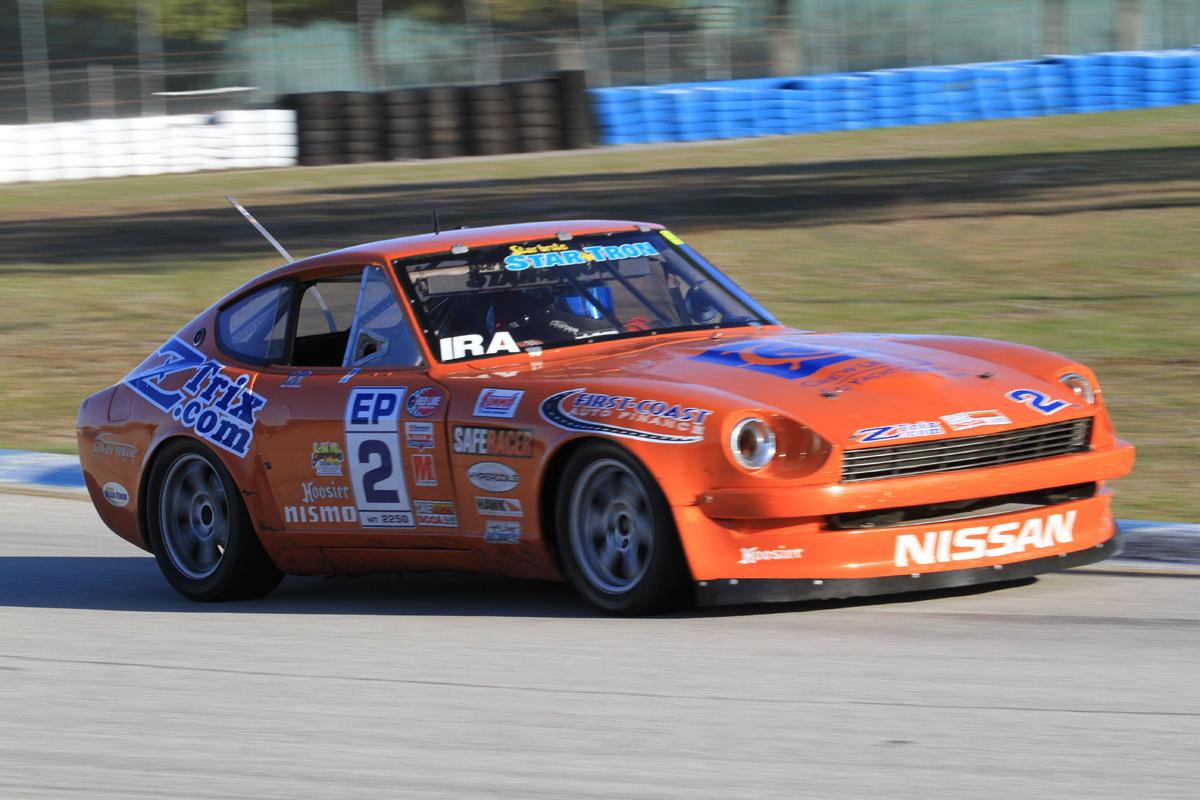 Datsun Z-Car Has Won Many Races | ReinCarNation Magazine