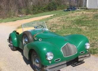 1952 Allard K2 3