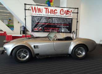 2014 Ohio Cobra Club Raffle 1