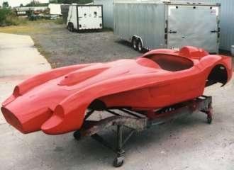 250 Testa Rossa Body 3