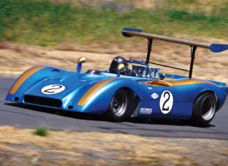 Allan Mann Ford A4