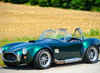 Army Veteran Ffr Shelby Cobra Replica 1