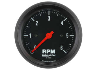 Auto Meter Low-Rev