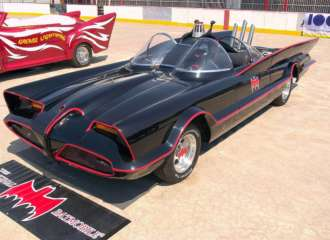 Batmobile Graylock