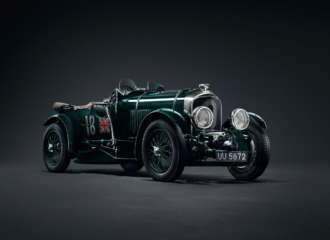 Bentley Blowers 1