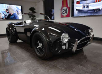 Black 427 Cobra 2