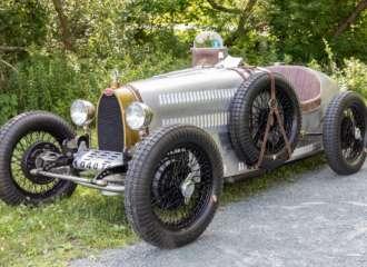 Bugatti 35 Replica